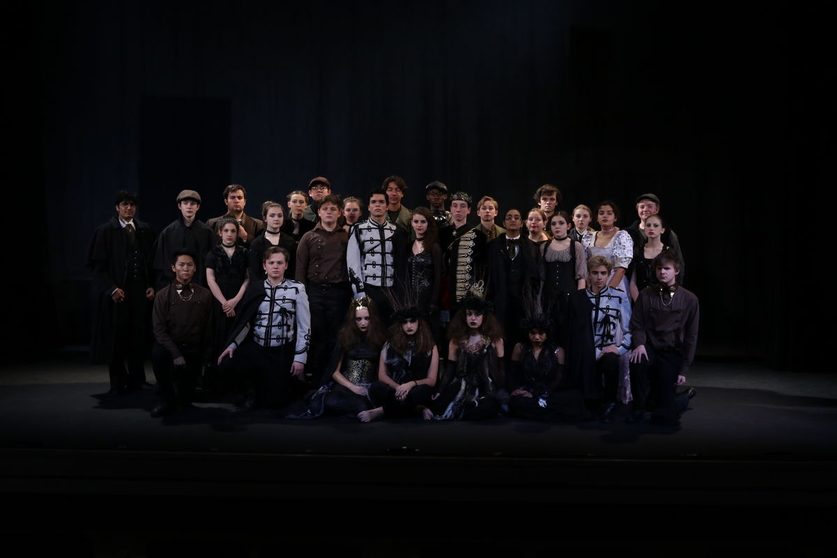 MBS Stages Shakespeare's Macbeth