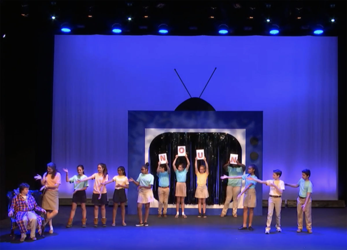 "Middle School Stages ""Schoolhouse Rock Live!"""