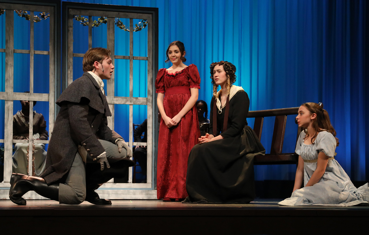"MBS Stages ""Sense and Sensibility"""