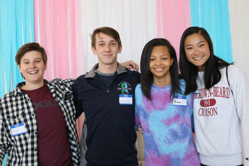 Students Attend Trans Youth Forum