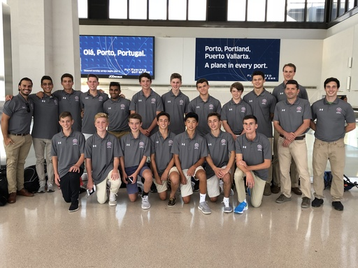 Soccer Team Embarks on Scotland Trip