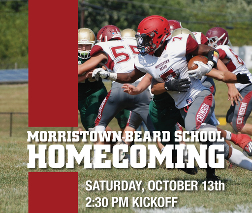 Join Us for Homecoming on October 13