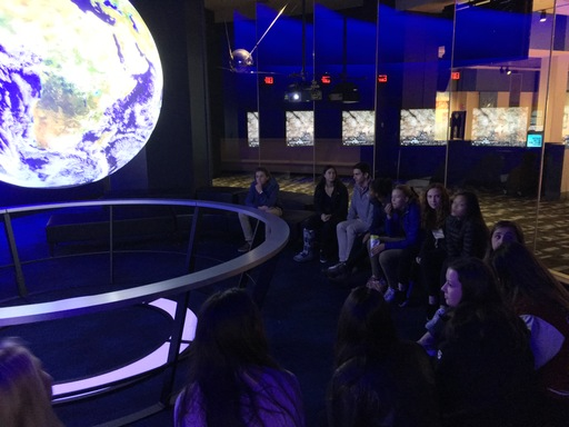 MBS Partners with Liberty Science Center