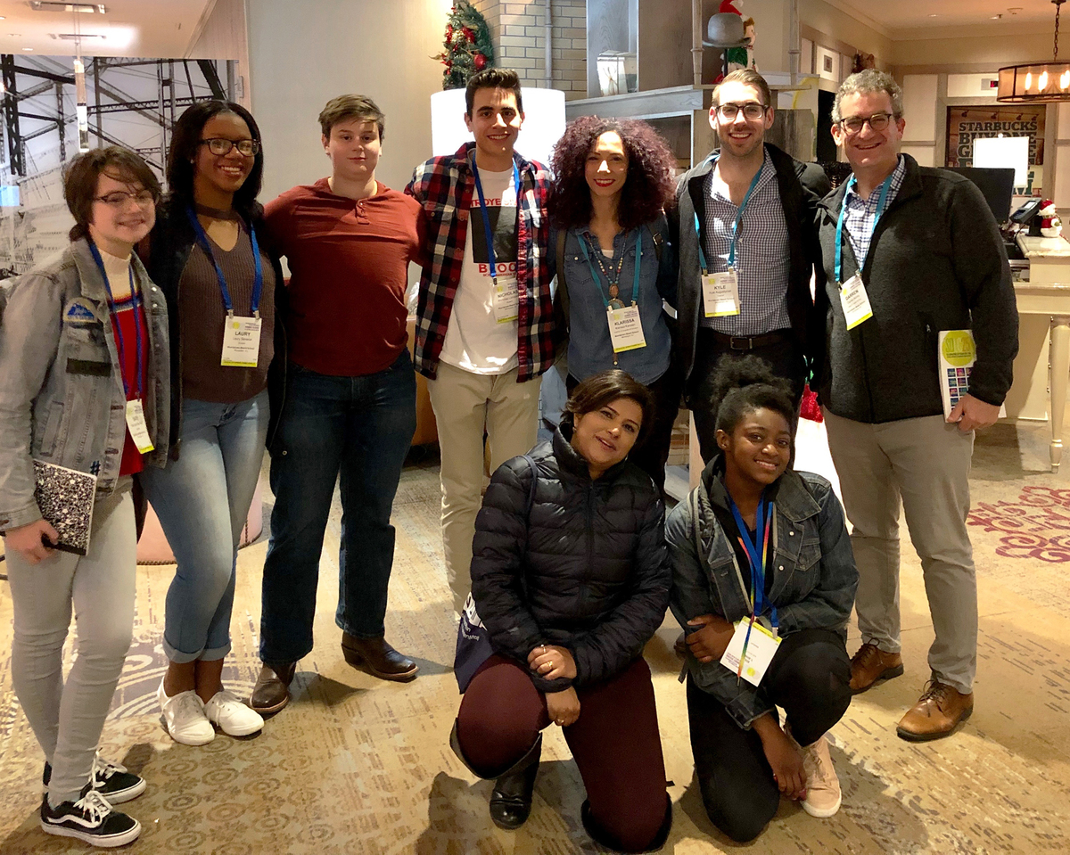 Students & Faculty Attend Diversity Conferences