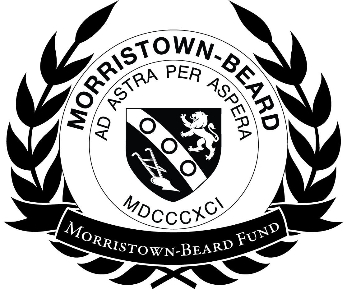 The Morristown-Beard Fund seal
